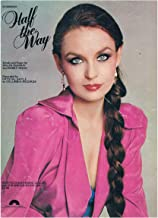 Half The Way - Recorded by Crystal Gayle (Piano Vocal Guitar) 1979 Sheet Music