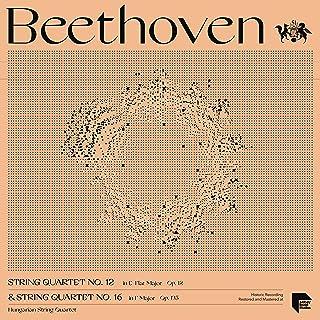 Beethoven String Quartets Vol. 7: No. 12 in E-Flat Major, Op. 127 & No. 16 in F Major, Op. 135
