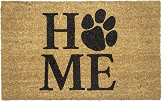 Entryways Pet Home Non- Slip Coconut Fiber Doormat 17