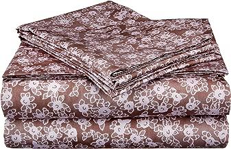 Western 300 Thread Count Cotton 4-Piece Queen Sheet Set