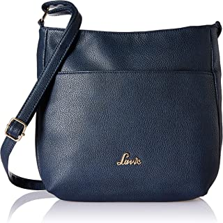 Lavie Cetan Women's Sling Bag (Navy)