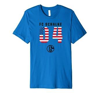 Amazon Com Shirt Fc Schalke 04 Usa Clothing