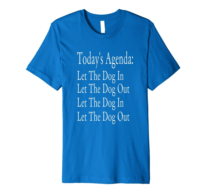 Amazon.com: Orden del día de hoy: deja que el perro En ...