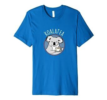 c3543230 Image Unavailable. Image not available for. Color: Mens Funny Koala TShirt  Koalatea Bear Animal ...