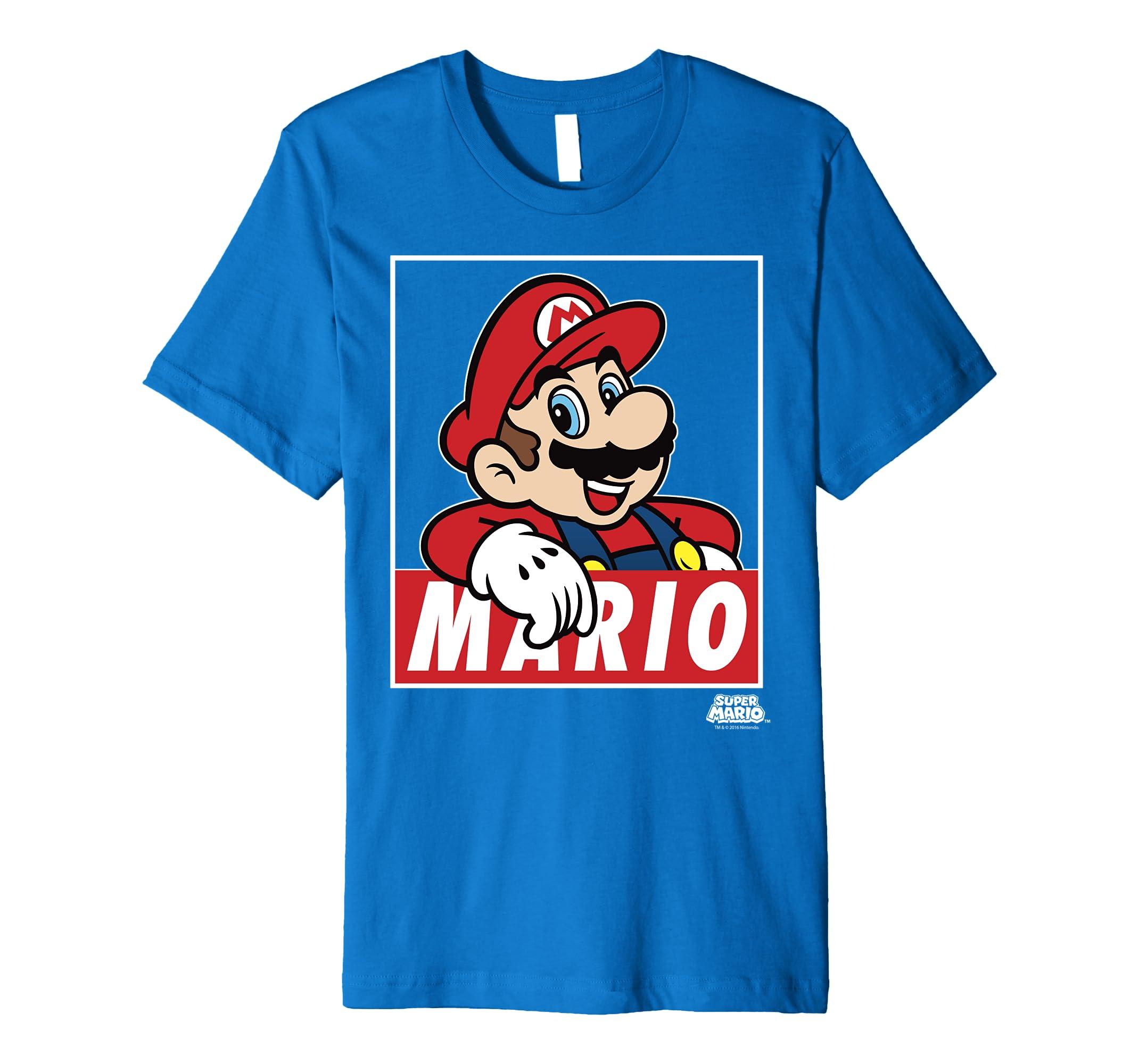 ee13655c Nintendo T Shirt Contest