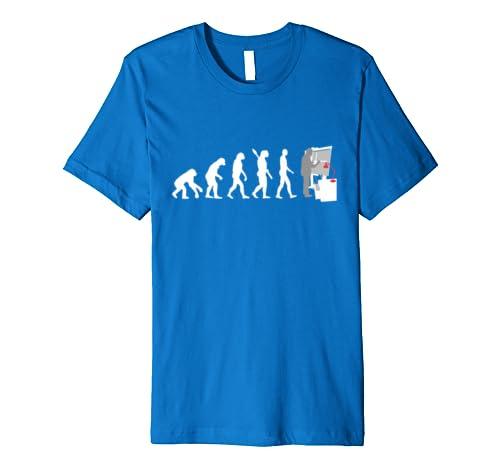 Evolution Of An Architect T-Shirt