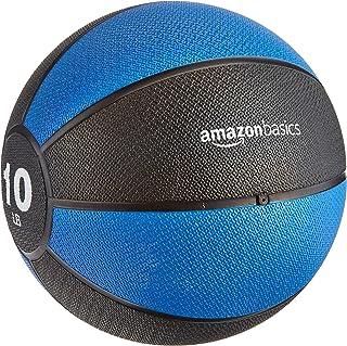 امازون بيسكس كرة وزن طبية , 10 رطل , متعدد الالوان