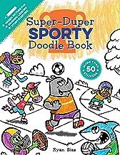 Super-Duper Sporty Doodle Book
