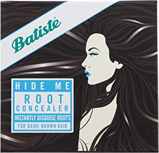Batiste - Root Concealer Dark Brown - Covers roots and blends naturally - Easy to use - Compact powder