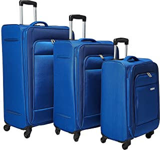 AMERICAN TOURISTER OCKLAND SPINNER SET OF 3 (55+68+78) BLUE