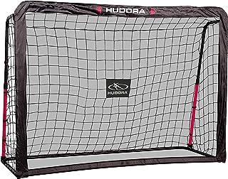 HUDORA Fotbollsmål Rebound 2 i 1 fotbollsmål trädgård – 76912