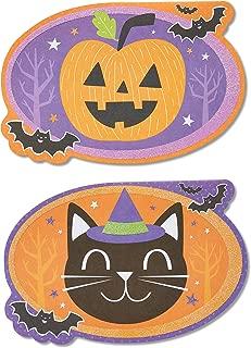 American Greetings Halloween Card Pack, Smiles (6-Count)