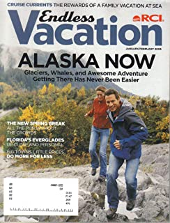 RCI Endless Vacation Magazine, January February 2006 (Vol. 31, No. 1)