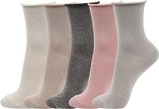 Best metallic thread socks Reviews