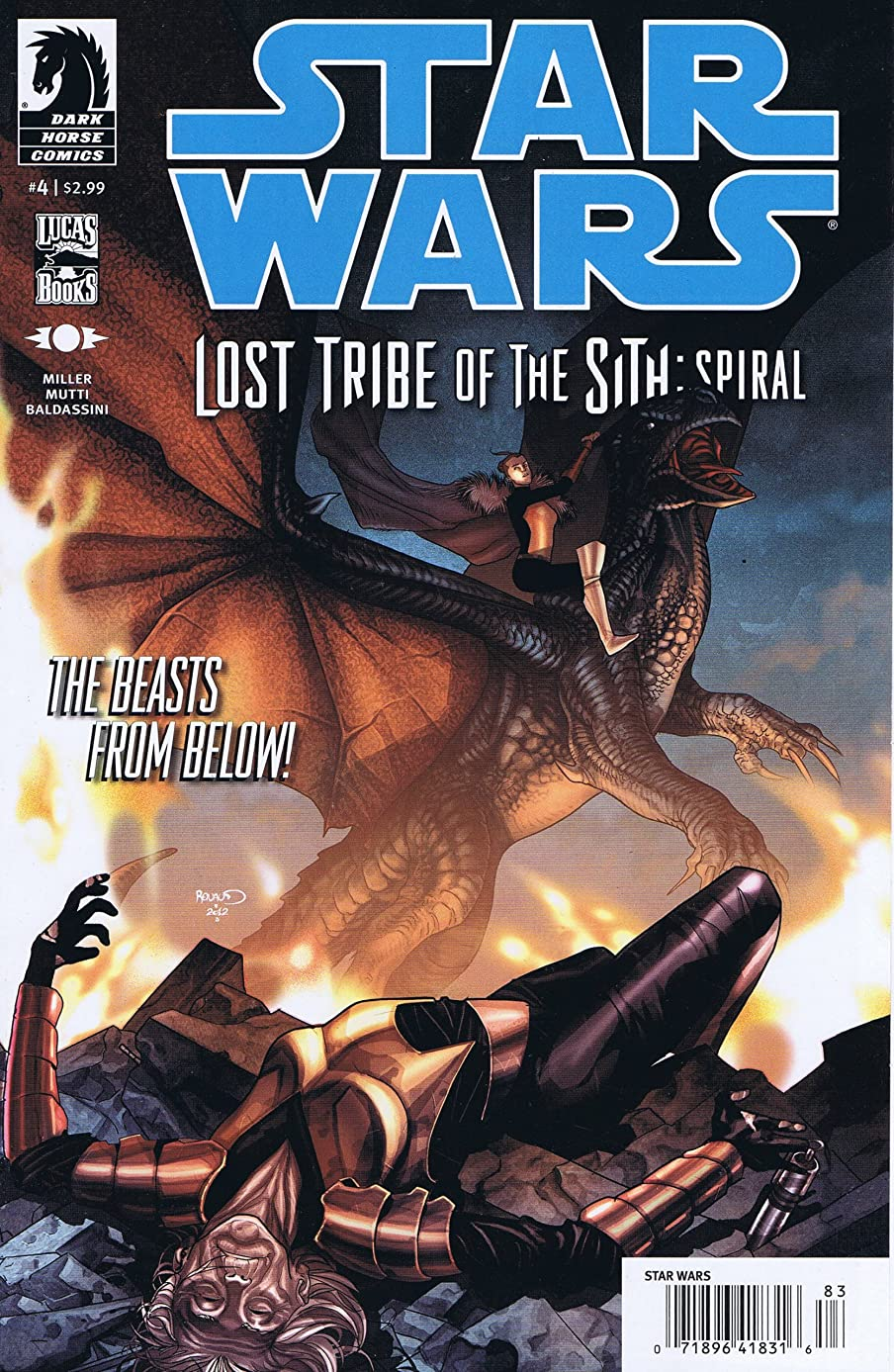 世代倫理的要求するStar Wars Comic [US] No. 4 2013 (単号)