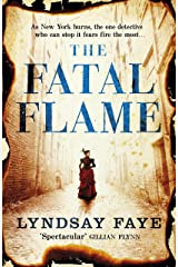 The Fatal Flame (Gods of Gotham 3) Kindle Edition