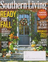 Southern Living October 2015 Ready for Fall How To Decorate & Celebrate In Style