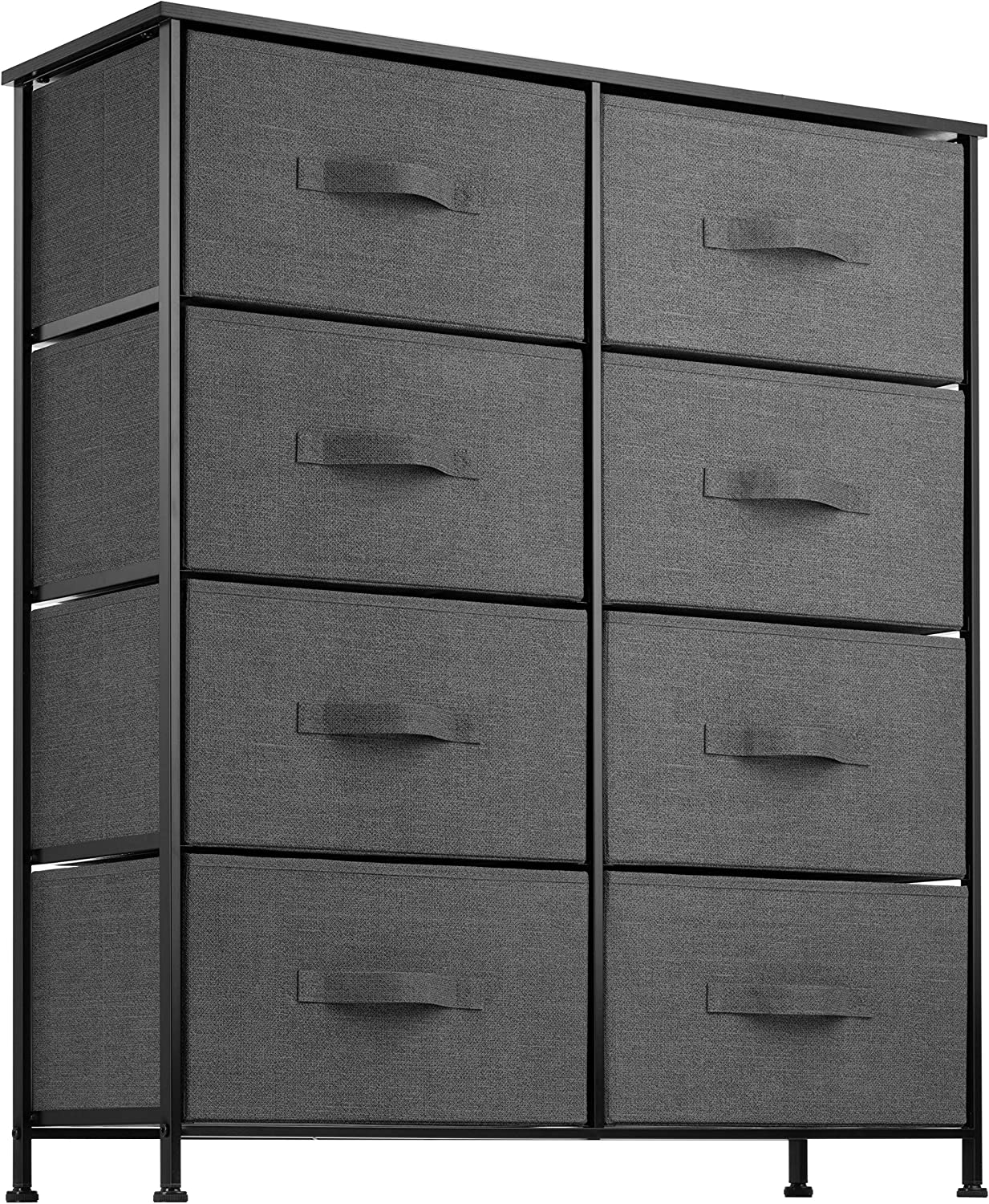 8 Drawer Dresser Organizer Gorgeous Fabric for Bedroom Storage Chest Online limited product Hal