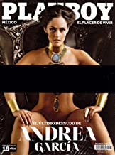 DECEMBER 2014 PLAYBOY MEXICO NO.146 ANDREA GARCIA COVER NEW