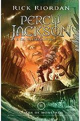 O mar de monstros (Percy Jackson e os Olimpianos Livro 2) eBook Kindle