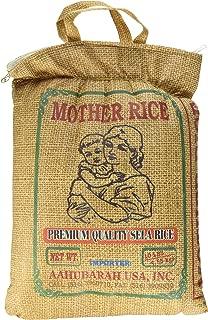 Aahu Barah Mother Basmati Sela Rice, 10 Pound
