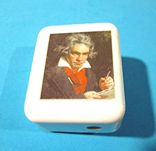 Odyssey Online Ode to Joy - Beethoven - Collectable Music Box Movement, Classical Edition