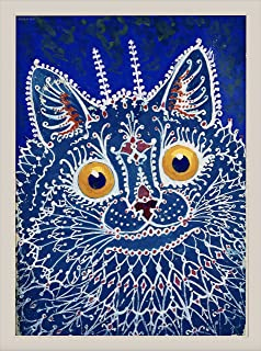 louis wain psychedelic