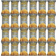 WHOLE SHABANG WHOLE SHABANG EXTREME RIPPLED CHIPS 24-Pack (6 oz bags)