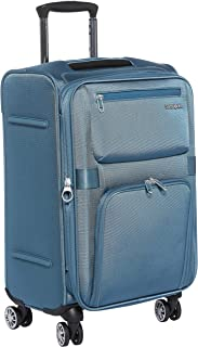 Samsonite Momentus Softside Spinner Luggage 55cm with TSA Lock - Blue