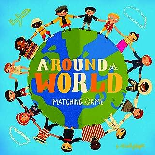 Chronicle Books Around The World Matching Game