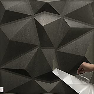 3m² / 3D wandpanelen !!!Zelfklevend!!! Gaming muur bekleding platen panelen Muurtattoo wanddecoratie POLYSTYROL MATERIAAL...