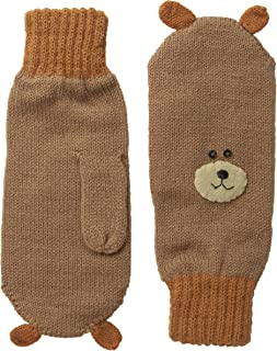 Kidorable Boys' Little Bear Mittens
