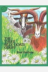 The Three Billy Goats Gruff (Paul Galdone Classics) Kindle Edition