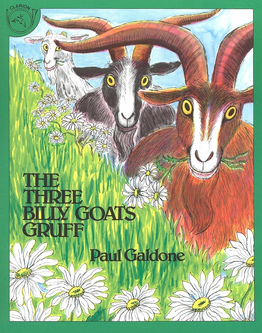 呼吸する不正直廃止The Three Billy Goats Gruff (Paul Galdone Classics) (English Edition)