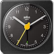 Braun BNC002BK Alarmlı Masa Saati Siyah