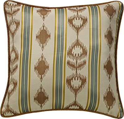 Amazon.com: The HomeCentric Luxury Paloma Green Euro Sham ...
