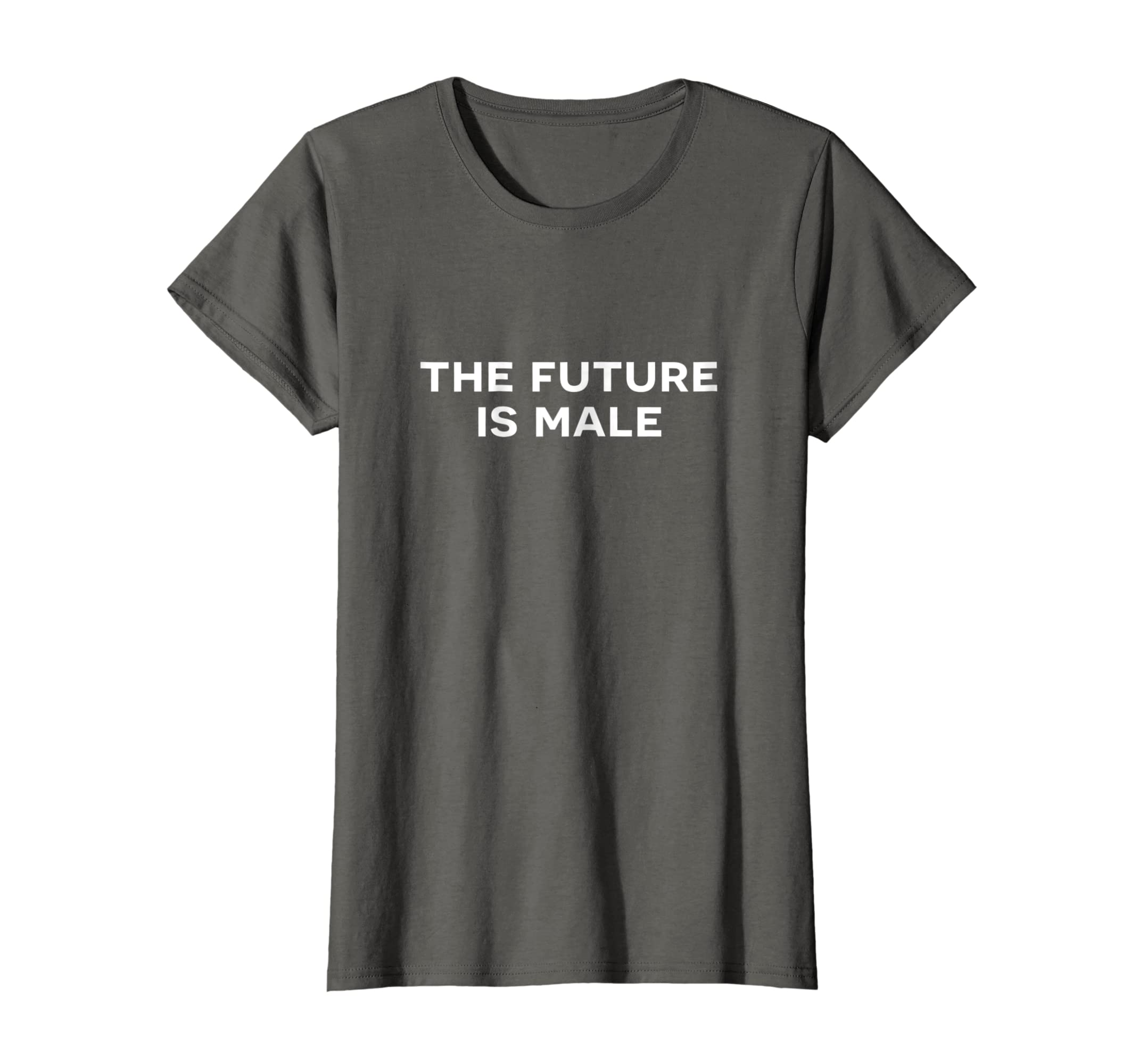 966ab783907f75 Amazon.com: The Future Is Male - Men Women Funny T Shirt Gift: Clothing