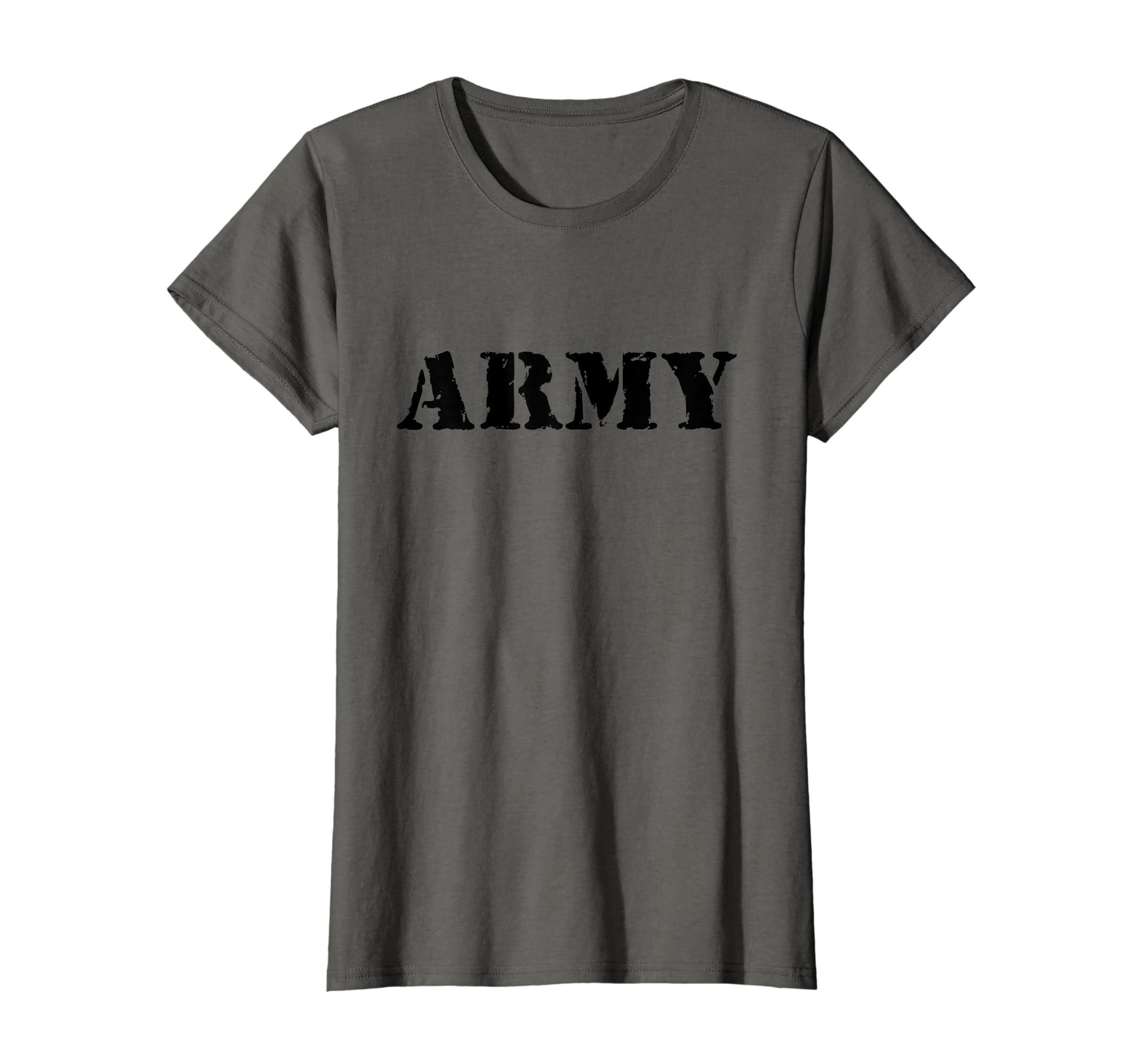 fa713d6e9645 Amazon.com  US Army Shirt