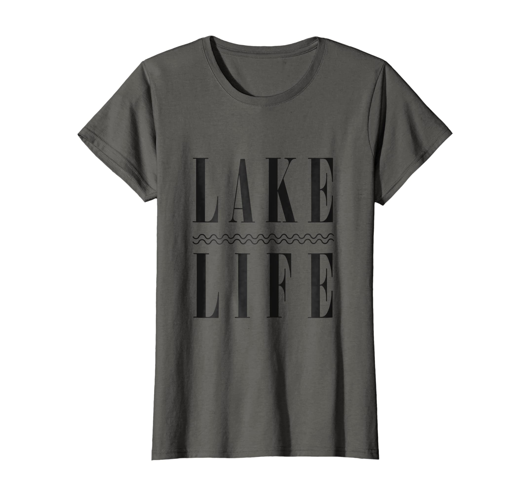 Amazon Lake Life T Shirt Custom Design For Lake Lovers Clothing
