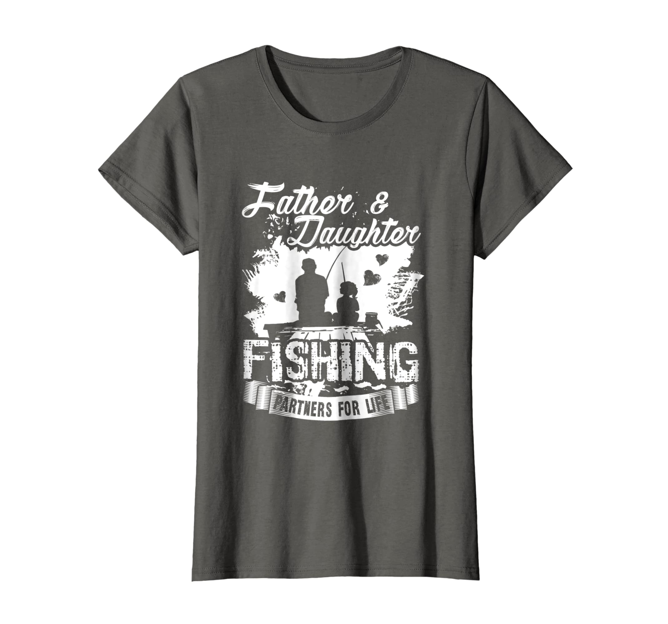 39014831 Amazon.com: Father Daughter Fishing Partners For Life Shirts: Clothing