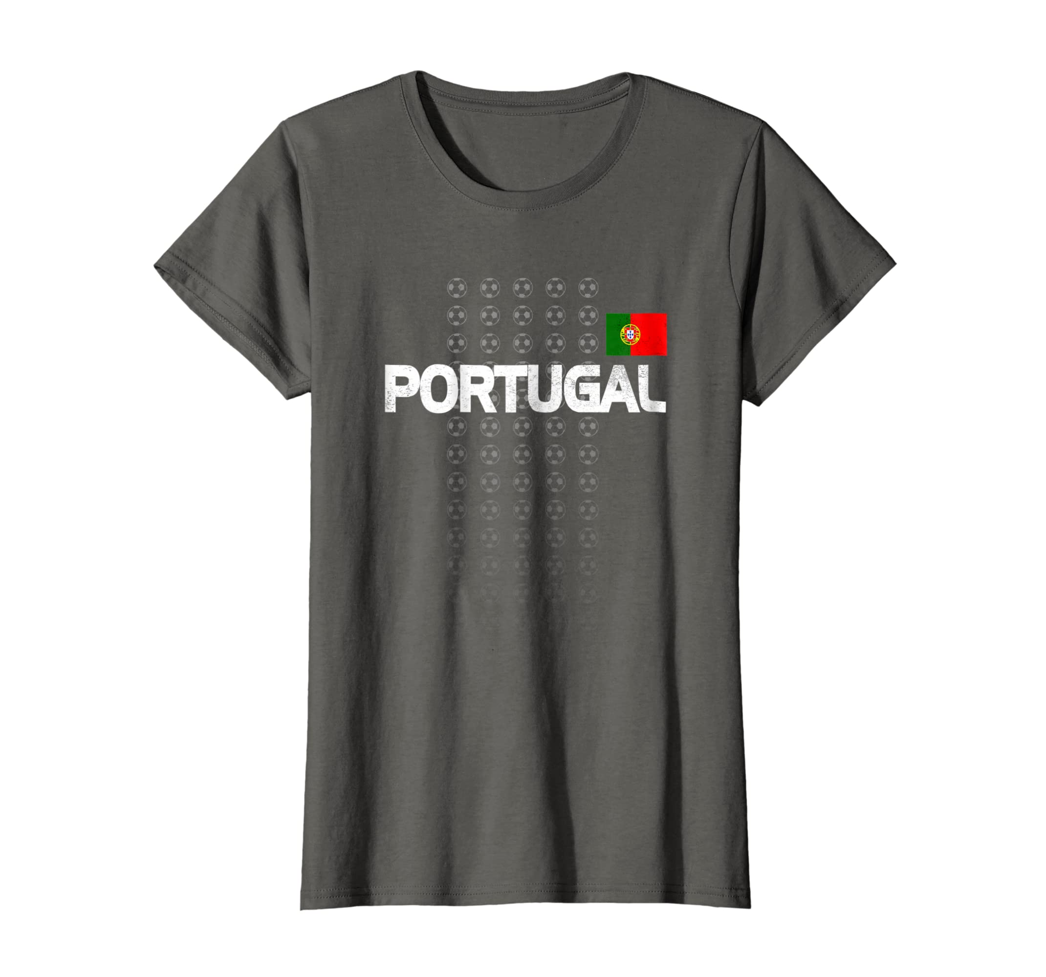 4f9245350d2 Amazon.com: Portugal soccer Shirt - Portuguese National Team Fan Top:  Clothing
