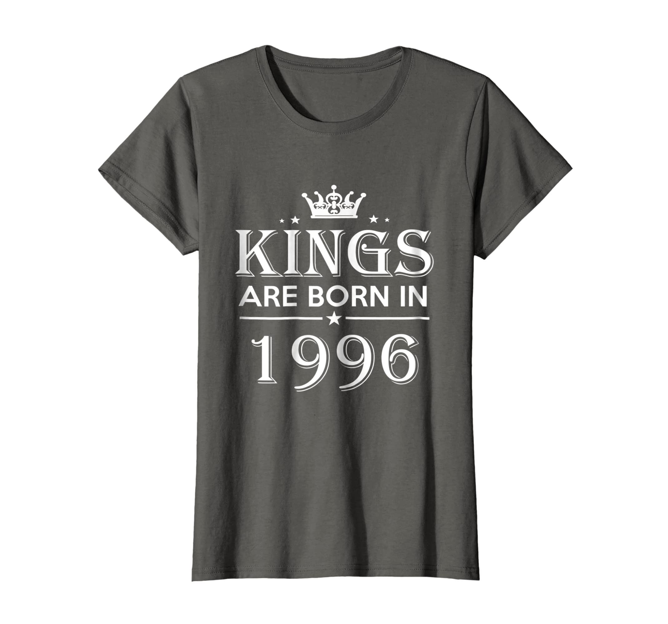 Amazon 21st Birthday Gifts Idea For Him Men 21 Years Old King Shirt Clothing