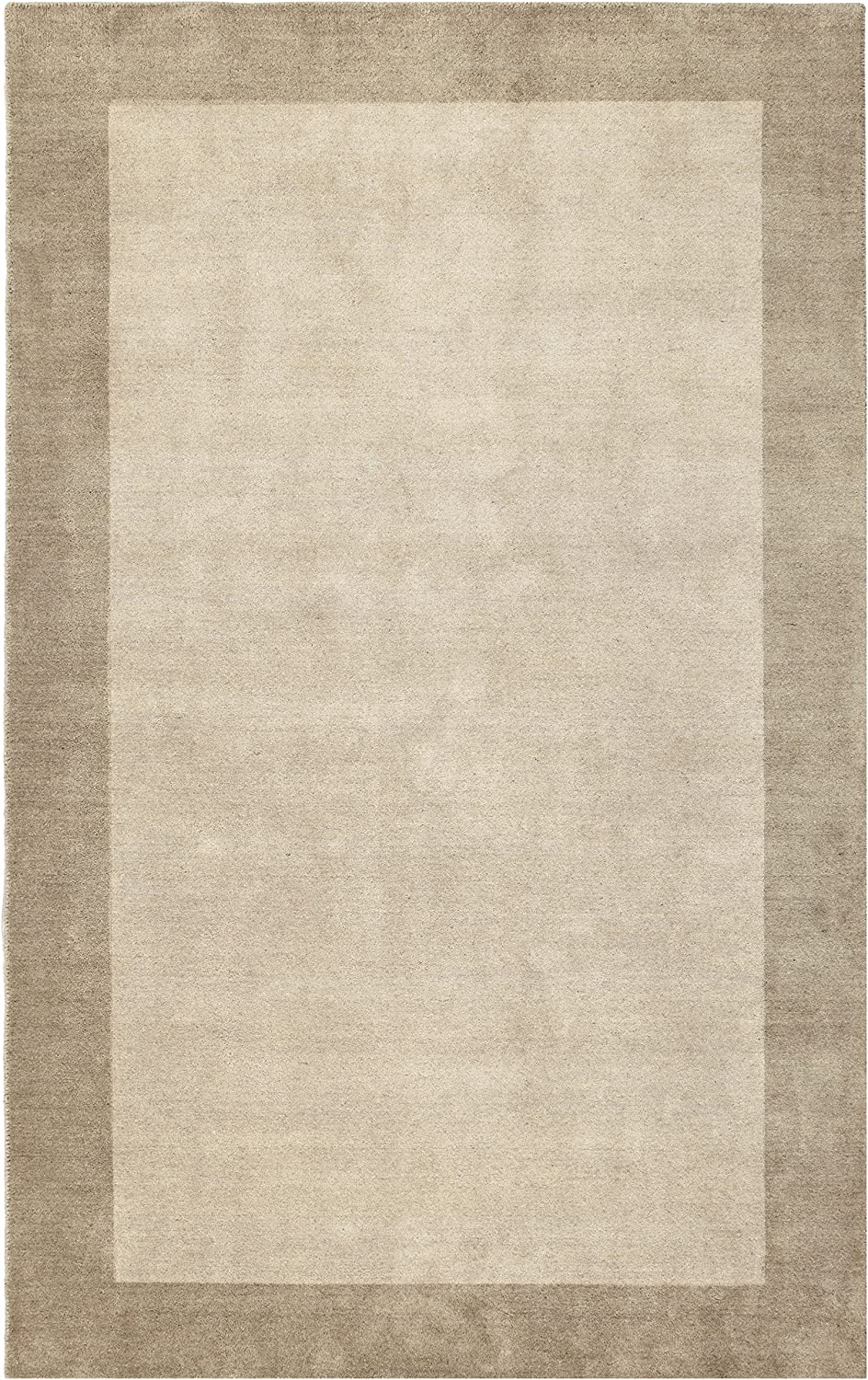 Pulse Border Ranking TOP1 Area Rug Japan's largest assortment 4'x6' Off-white
