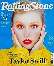Rolling Stone Magazine (October, 2019) TAYLOR SWIFT Cover, Green Day, Elton John