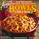 Amy's Bowls, Gluten Free Chili Mac, 9 oz (Frozen)