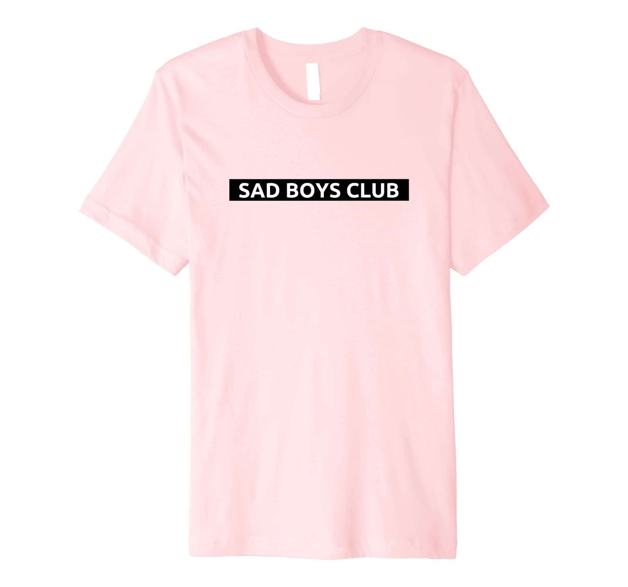 02180ade3 Amazon.com: Vapor Art Sad Boys Club T-shirt: Clothing