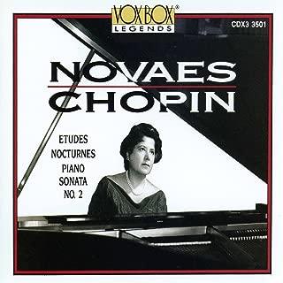 Chopin: Études, Nocturnes & Piano Sonata No. 2