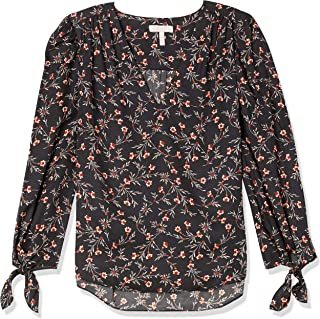 Rebecca Taylor Women's Long Sleeve Floral Top