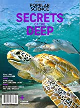 Popular Science Magazine Secrets of the Deep Special