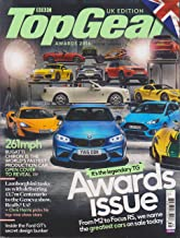BBc Top Gear Magazine Awards 2016